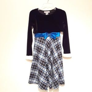 Other - Girl's Holiday Dress Size 10