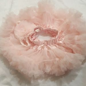 Cherokee Pink Tutu W/Matching Headband