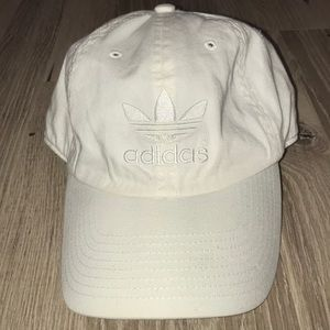Vintage adidas strap back retro hat H5