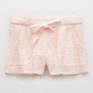 New Aerie Cool Pocket Gauze Shorts - XXLarge