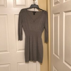 Mango sweater dress