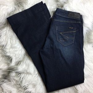 Seven 7 blue flare jeans size 29