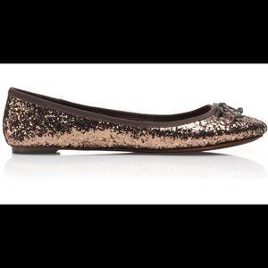 Tory Burch Chelsea Glitter Ballet Flat