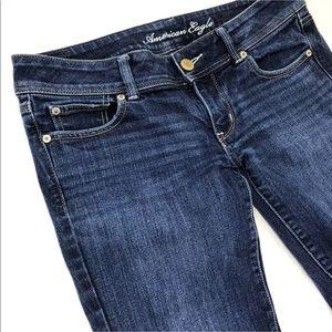 American Eagle Women's Slim Bootcut Stretch Jeans