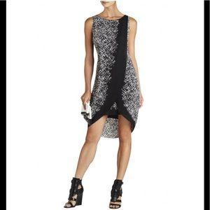 BCBGMAXAZRIA Audra Printed Dress Sz. 06
