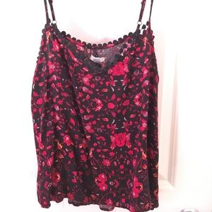 Urban Outfitters swing cami top