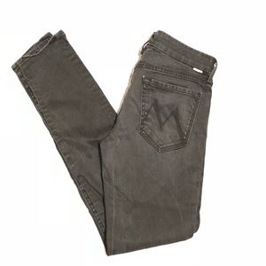 Mother Jeans The Looker Lies & Shadows Skinny