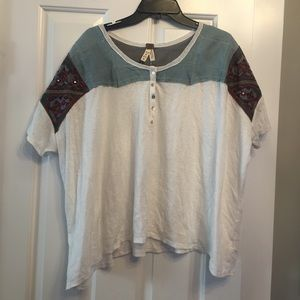 New Free People top