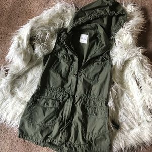 MUDD Army jacket