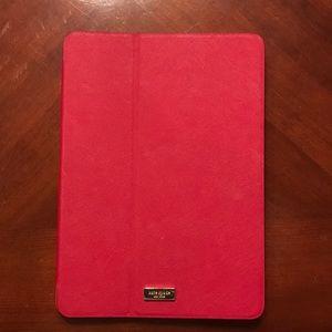 Kate Spade iPad cover
