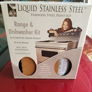 Stainless steel -liquid