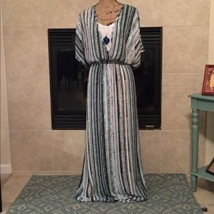 NWT Bar III Maxi Dress