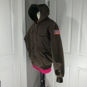 Snap On RA Men's jacket hoodie.