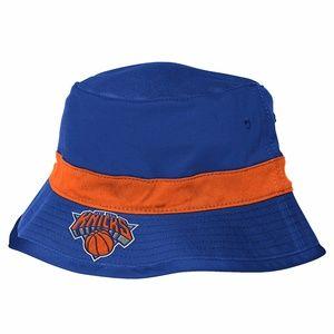 Adidas NBA New York Knicks Team Nation Bucket Hat