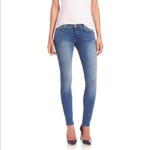 True Religion lowrise skinny leg jeans size 26