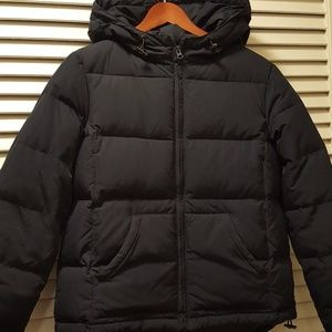 ❄❄❄Gap women's puffer coat Navy Blue