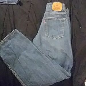 Levis relaxed 550