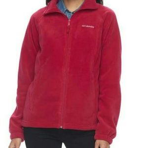 Columbia Woman's Fleece Jacket