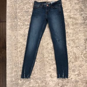 Lightly worn Zara Basic Z1975 Denim