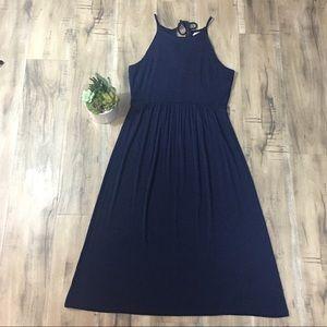 Ann Taylor LOFT maxi dress M