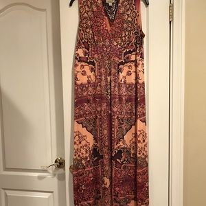 New (without tags) One World Maxi Dress-Medium