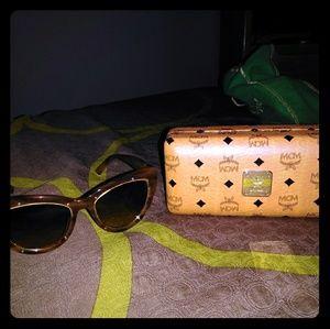 MCM Munched Designer Sunglasses