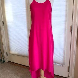 Fucia Old Navy maxi dress