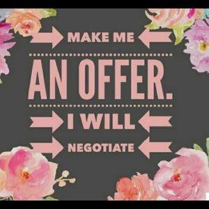 💲💲make an offer 💲💲