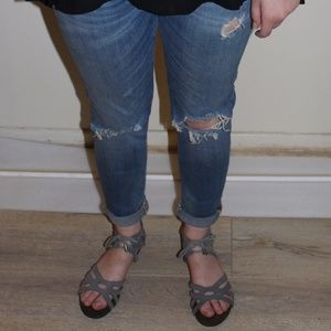 Zara Basic Denim Jeans