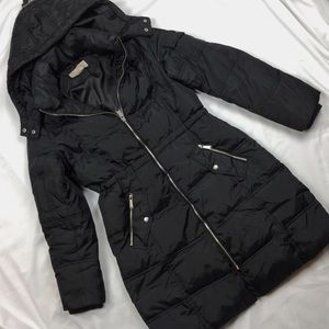 Michael Kors Long Down Jacket