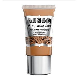 "Buxom ""Show Some Skin"" foundation"