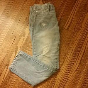 Boyfriend Jeans - GAP