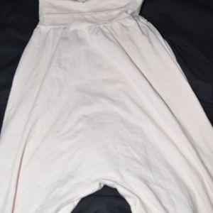 Pink Joggers/ Genie Pants