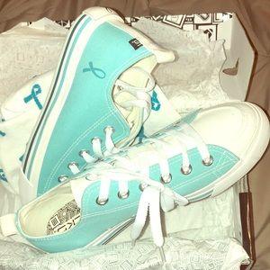 Shoes Nib Support Ovarian Cancer Poshmark