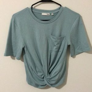 Wilfred Knotted Crop Top