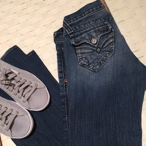 LUCKY BRAND - Lil' Maggie Low Rise Jeans