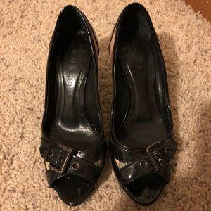 GUC Burberry Heels