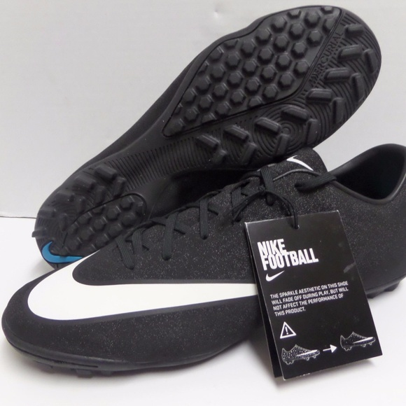 the best attitude 9607e 52b41 Nike Mercurial Victory V CR7 TF Turf Soccer Shoes