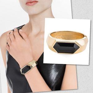 Jewelmint SABER SPLENDOR Hinged Bangle Bracelet