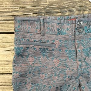 NWT Turquoise Cartonnier Charlie Ankle Pant