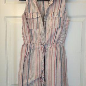 cotton dress top