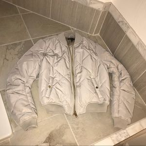 NEW Romeo & Juliet Couture padded bomber jacket