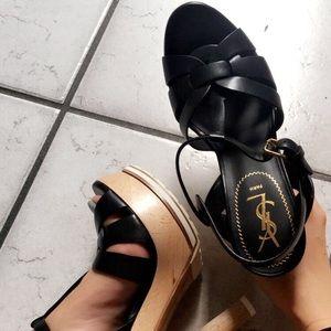 Brand new YSL heels