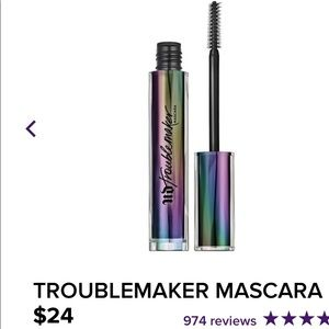New Full Size UD Troublemaker Mascara