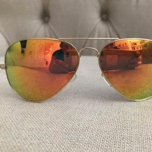 Aviator sunglasses - good condition
