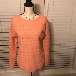 Talbots blend of merino wool sweater MP