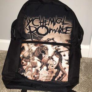 My Chemical Romance Bookbag