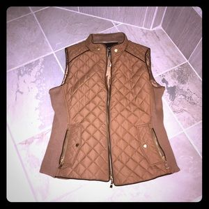 NEW Carolina Clothing Company quilted puffer Vest
