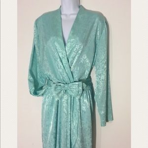 Gorgeous Early 80's Plunging Neckline Party Dress