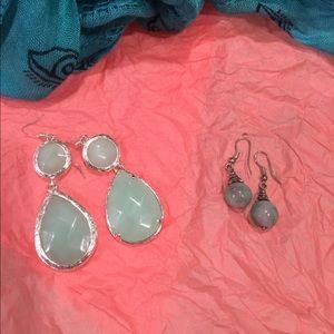 Jade earring bundle